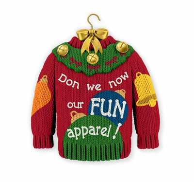 Junior Board Ugly Sweater Party